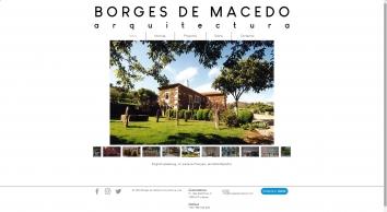 Arquitectura | Lisboa | Borges de Macedo, Arquitectura