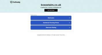 BOSS Stairs