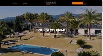 Bourgeois Prime, Barcelona