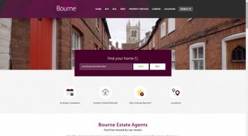 Bourne Estate Agents covering Hampshire & Surrey