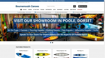 Bournemouth Canoes Ltd