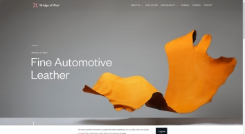 Scottish leather hide manufacturer for the Automotive Industry UK