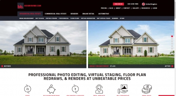 BoxBrownie.com - Real Estate Photo Editing, Virtual Staging & Floor Plans