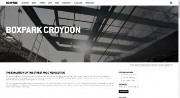 BOXPARK Croydon   Street Food   Drinks   Events   Visit