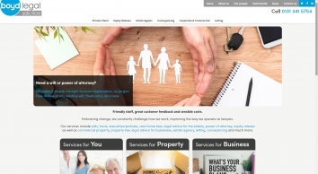 Boyd Legal: Award-Winning Solicitors & Estate Agents Edinburgh, Scotland
