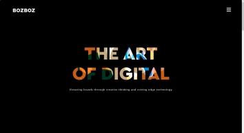 Bozboz - Brighton Web Design and Creative Digital Agency
