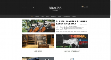 Braces Shooting & Country Supplies