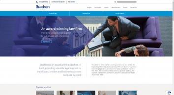 Brachers Law | Lawyers and Solicitors in Kent & Sussex