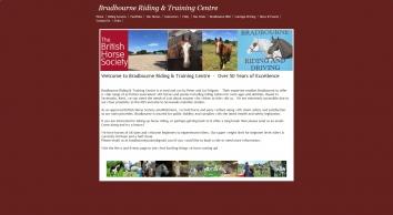 Bradbourne Riding & Training Centre