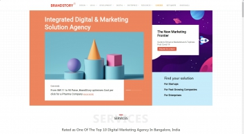 Brand Story in Bangalore