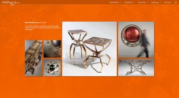 Mark Brazier-Jones : Master furniture and lighting designer