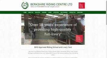 Berkshire Riding Centre