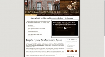 Brent Taunton Joinery, Worthing, West Sussex, Bespoke Joinery