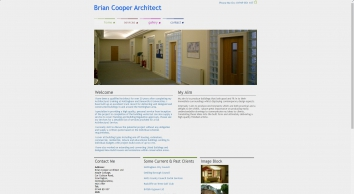 Architect in Nottingham - Brian Cooper Architect   Home Page