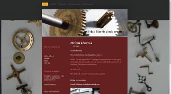 Brian Harris Clock Repairs