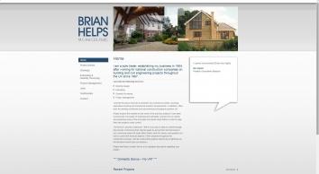 B G Helps - Design