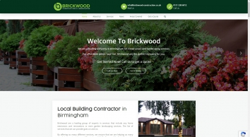 Brickwood Construction
