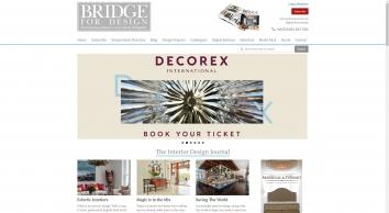 BRIDGE FOR DESIGN