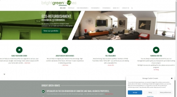 Bright Green Homes LLP