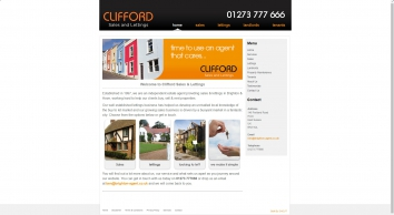 Clifford Sales Lettings, Hove
