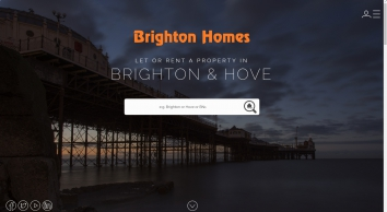 Brighton Homes Letting Agents in Brighton