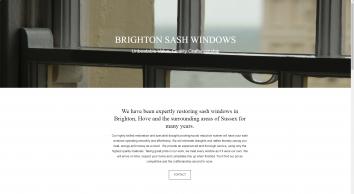 Brighton Sash Windows