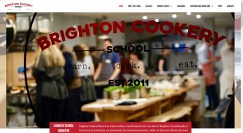 The Brighton Cookery School | The Brighton Cookery School