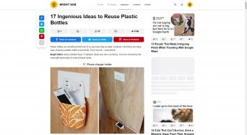 17 Ingenious Ideas to Reuse Plastic Bottles - BrightSide