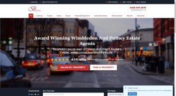 Brinkley\'s Estate Agents, Wimbledon Village and Town Centre