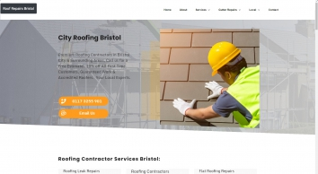 Top Roofers Bristol | Roofing Repairs & Leak Experts | City Roofing Bristol