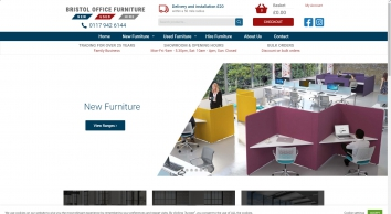 Bristol Office Furniture Bridgewater