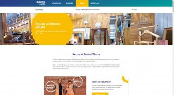 Bristol Waste Company   Reuse