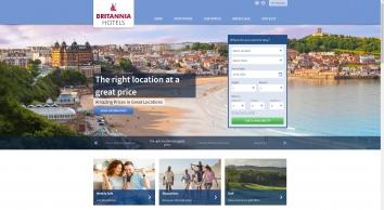 Leisure Club Within Britannia Hotel
