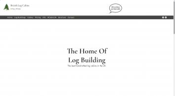 British Log Cabins