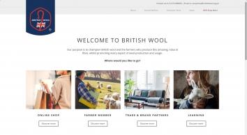BRITISH WOOL MARKETING BOARD