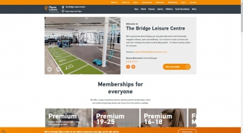 Broadbridge Heath Leisure Centre