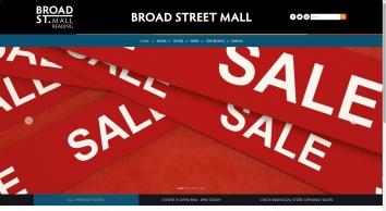 Broad Street Mall Reading