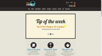 Broke in London