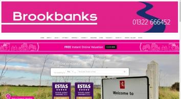 Brookbanks Estate Agents, Swanley