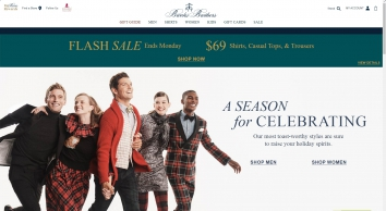 Brooks Brothers | Clothing for Men, Women, and Kids