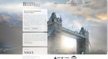Brooks Marshall - Private Independent Property Agency in London - Home