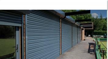 Security Shutters Surrey | Roller shutters, security windows & doors