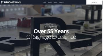 Broome Signs Ltd