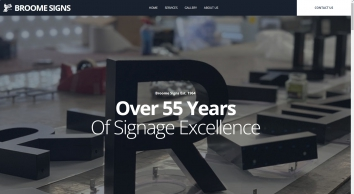 Broome Signs Ltd