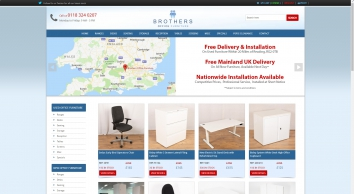 Brothers Office Furniture   New & Used Office Furniture   Order Online