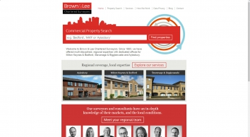 Brown & Lee Chartered Surveyors Estate and Letting Agents in Milton Keynes