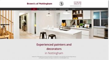 Brown\'s of Nottingham