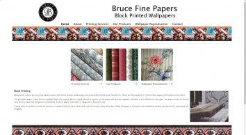 Bruce Fine Papers