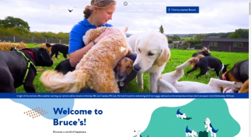 Bruce\'s Doggy Day Care