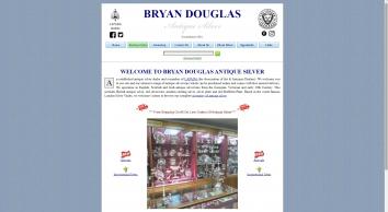 Antique Silver UK, Sterling Silver - Bryan Douglas Antique Silverware Online